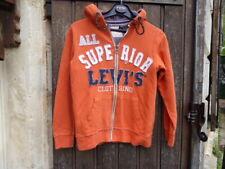 """10 ans : """"LEVI'S"""" Superbe VESTE SWEAT à capuche"""