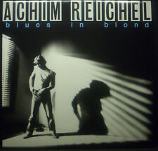 LP ACHIM REICHEL - blues in blond, OIS, nm