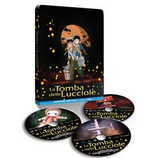 LA TOMBA DELLE LUCCIOLE - Edizione Speciale (Blu-ray + 2 DVD - SteelBook)