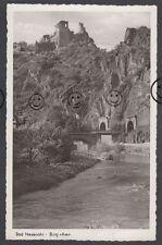 143R   AK  Ansichtskarte  Bad Neuenahr    Burg  Are     Rheinland-Pfalz