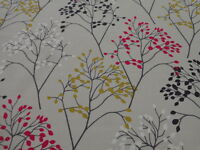 SANDERSON CURTAIN FABRIC  PIPPIN    3.5 METERS DK2628