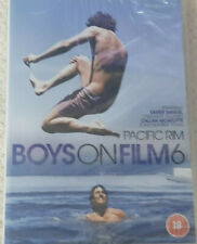 DVD Boys on film 6 Pacific Rim [DVD] [2011] GAY Interest NEW & Sealed Pecadillo