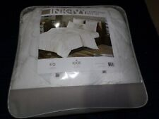 New listing Ink+Ivy Masie 3-Piece King/California King Comforter Set in Creamy White