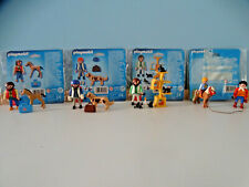 Playmobil Vet and Animal Care Sets 5820, 5821, 5822, 5934