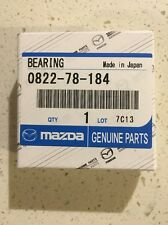 MAZDA ROTARY 12A 13B COMPETITION THRUST BEARING 74-91 GENUINE MAZDA 0822-78-184