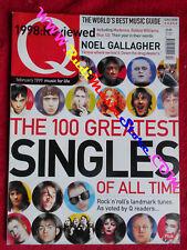 Q Magazine 149/1999 Madonna Robbie Williams Bono Noel Gallagher  No cd