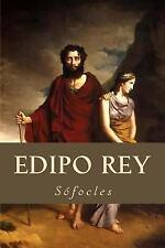 Edipo Rey by Sófocles (2016, Paperback)