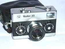 Rollei 35,  Tessar 3,5/40 mm