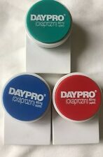RARE DAYPRO DRUG REP LOGO COLLECTIBLE MAGNET NEW- Set Of 3