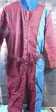 Vtg. RAVEN Hipster Snowmobile Snow Sports Suit RAVEN All Weather Sz Large