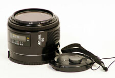MINOLTA MAXXUM AF 50mm f/1.7 Auto Focus lens EX++ Sony Alpha