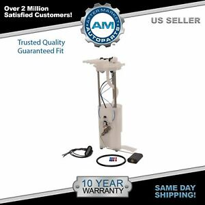 Gas Fuel Pump w/ Sending Unit for Chevy Blazer S10 GMC Jimmy S-15 2 Door