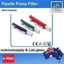 pipette hand pump filler plastic