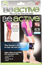 Beactive - rodillera que alivia las molestias de la espalda y Ciática etc..