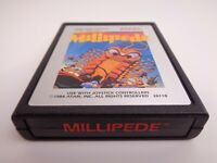 MILLIPEDE  ATARI 2600 / 7800 VIDEO GAME CARTRIDGE (TESTED AND WORKING) PAL