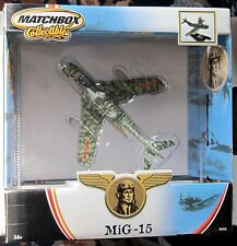 Matchbox Collectibles ~ MiG-15 ~ Diecast 1:72 Airplane ~ Brand New & Sealed