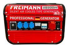 Stromerzeuger Notstromaggregat Benzin Generator Aggregat FM-S8500W