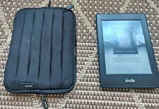 Amazon Kindle PaperWhite Wi-Fi 5th Gen - Excellent Condition  **FREE CASE ***