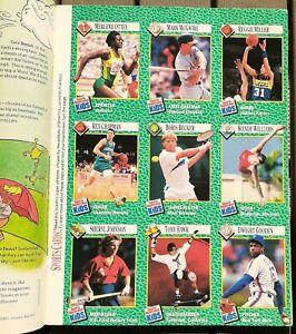 Tony Hawk 1990 Sports Illustrated for Kids RC Uncut Sheet ROOKIE CARD.
