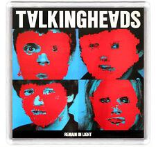 TALKING HEADS REMAIN IN LIGHT 1980 LP COVER FRIDGE MAGNET IMAN NEVERA