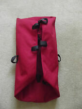 Bugaboo Frog  Carrycot Bassinet  Fabric in  RED