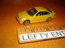 BMW M3 SERIES COUPE-1/59 SCALE -LOOSE! NO BOX!