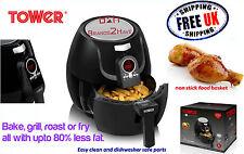 TOWER DIGITALE Airwave 3.2 L Low Fat AIR salute Friggitrice Chip più veloce cucinare nonstick
