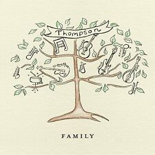 Thompson-Family (Deluxe Edition) CD + DVD NUOVO