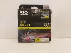Intouch Rio Gold WF6F Freshwater Fly Line Trout Series