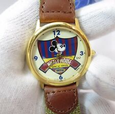 """MICKEY MOUSE,Disney World ,""""LE 1 of 2500"""" Park Release CHARACTER WATCH,R15-31"""