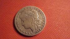 1879-CC Morgan Silver Dollar (ref#1)