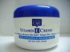 Vital Care Vitamin E Creme Age Defying Antioxidants, 8 oz