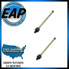 For 2001-2004 Volvo S40 V40 Steering Tie Rod Assembly Set Of 2 NEW