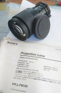 Sony Projection Lens VPL-FM100
