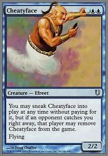 Cheatyface MTG MAGIC Unh Unhinged English