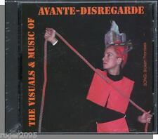 Avante-Disregarde - Visuals and Music - Rare 1993 CD! New & Still Sealed!