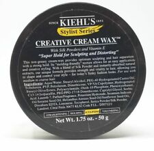 Kiehl's Stylist Series Creative Cream Wax 1.75 oz. 50g NWOB IMPERFECT
