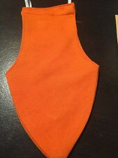 Bird Fashion Orange Nappy/Diaper Flight Suit For outside cage Toy Large bird