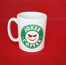 Joker BATMAN DC Starbucks inspiré tasse de café 10 on-Heath Ledger