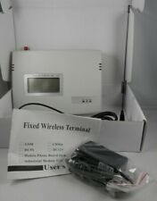 LCD Fixed Wireless Terminal GSM CDMA Gateway Dual Band 900/1800Mhz Worldwide