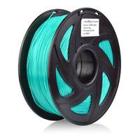 Grün Flexible TPU Filament für 3D Drucker Printer 1,75 mm Mit Spule 1kg