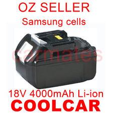 Battery For Makita 18V 4.0Ah Samsung Li-ion Cells BDF451 BDF451Z BDF452 BDF454Z