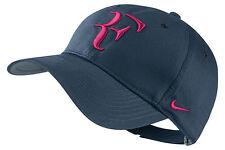 NEW Nike PREMIER RF HYBRID Hat 371202-460 Squadron Blue Cap