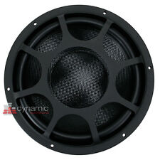 """Morel Ultimo Ti12-4 Car Audio 12"""" Titanium Subwoofer SVC 4-Ohm 3,000W Sub New"""