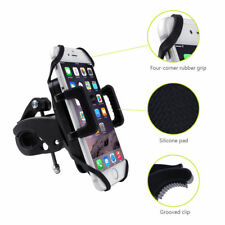 Universal Bike Cell Phone Mount Bicycle Holder Cradle Clamp