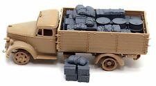 1/48 German Truck Load Set #1 (Fits Tamiya Truck) - Value Gear Resin Stowage