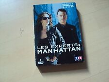 DVD  LES EXPERTS : MANHATTAN saison 6