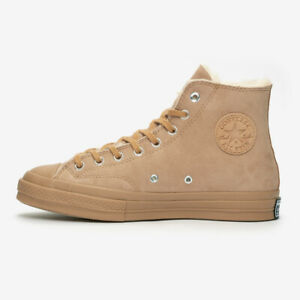 Converse All Star 70 Hi Iced CTAS Men's Athletic High Top Sneaker Tan Shoe Boot