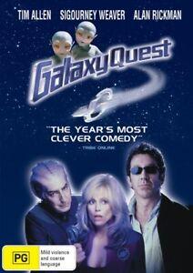 Galaxy Quest (DVD,2014)  Region 4 - NEW+SEALED