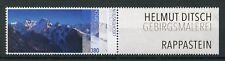 Liechtenstein 2017 MNH Helmut Ditsch Mountains Paintings 1v Set Art Stamps